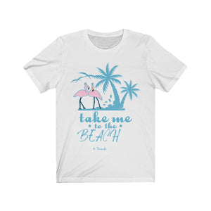 To The Beach Tee