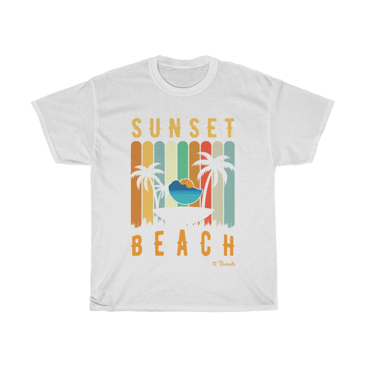Sunset Beach Tee