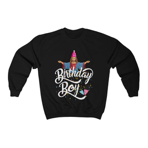 Birthday Boy Holiday Sweater