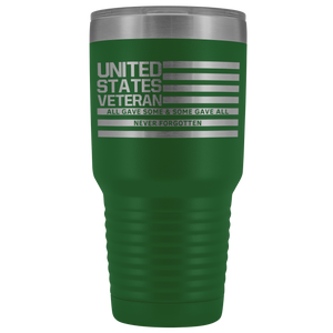 30 oz. USA Veteran Tumbler