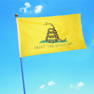 3X5ft Don't Tread On Me Flag