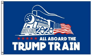 3X5ft Trump Train Flag