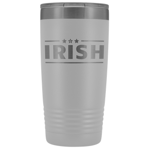 20 oz. IRISH tumbler