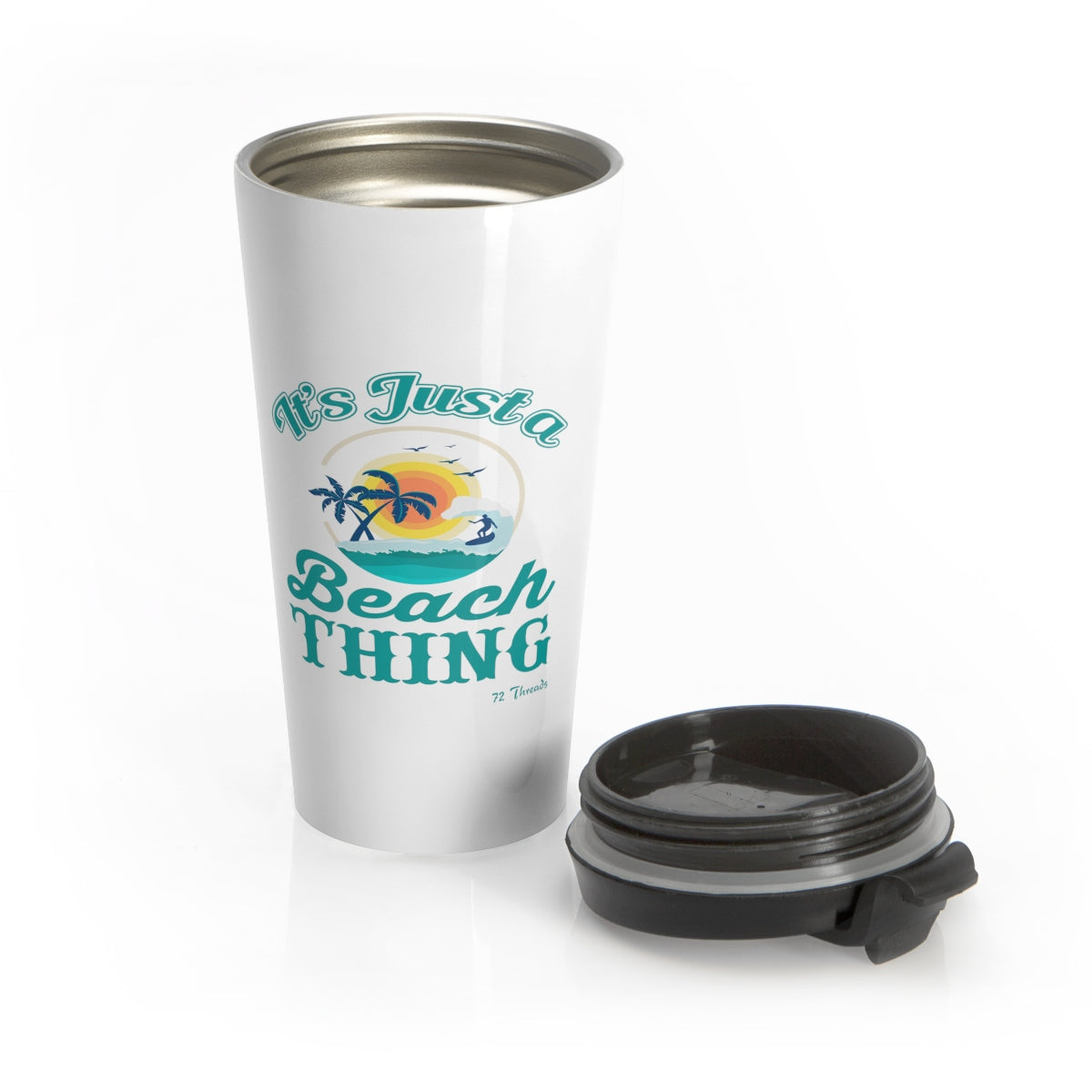 Beach Thing Travel Mug