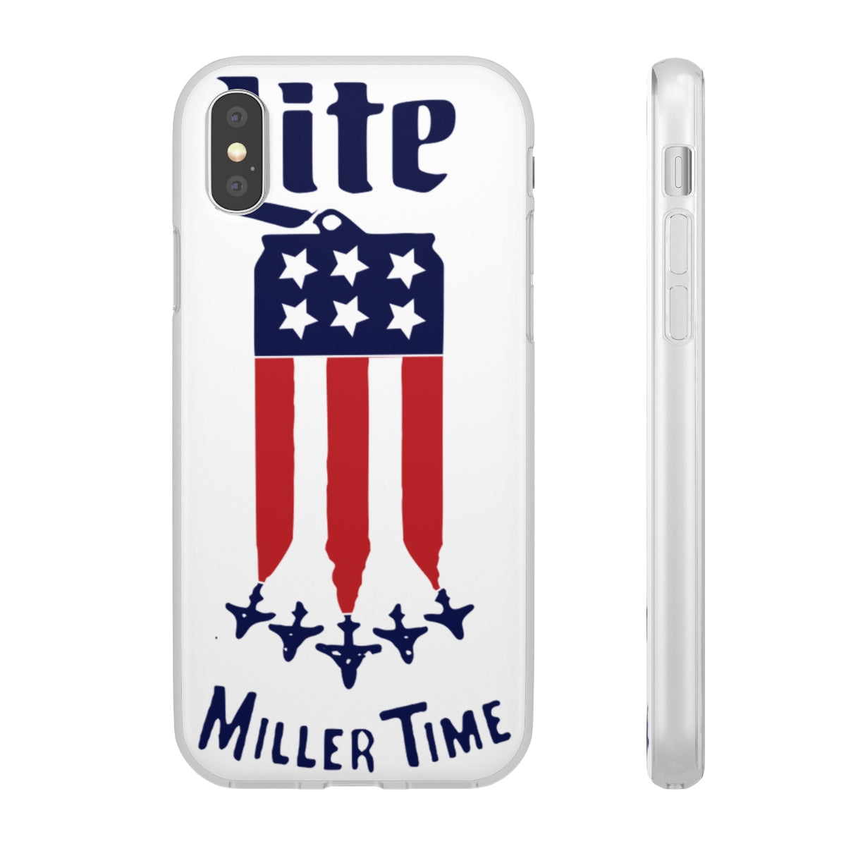 Miller Time Phone Case