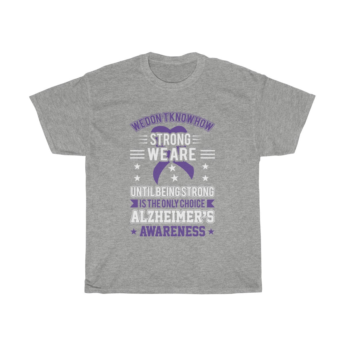 Alzheimer's Awareness Tee