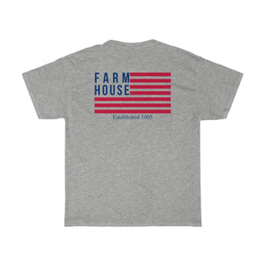 Stars & Bars FarmHouse Tee