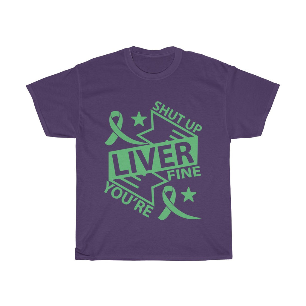 Liver Cancer Awareness Tee