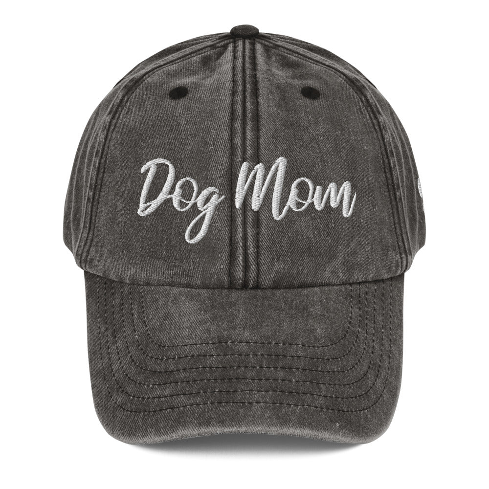 Dog Mom Paw Print Hat