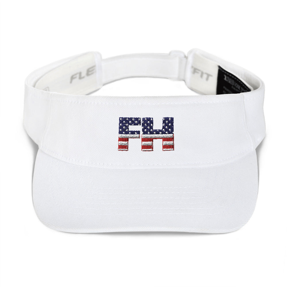Stars & Bars FarmHouse Visor