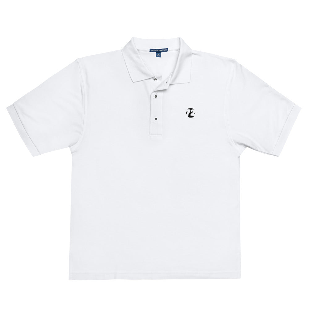 72 Threads Embroidered Polo