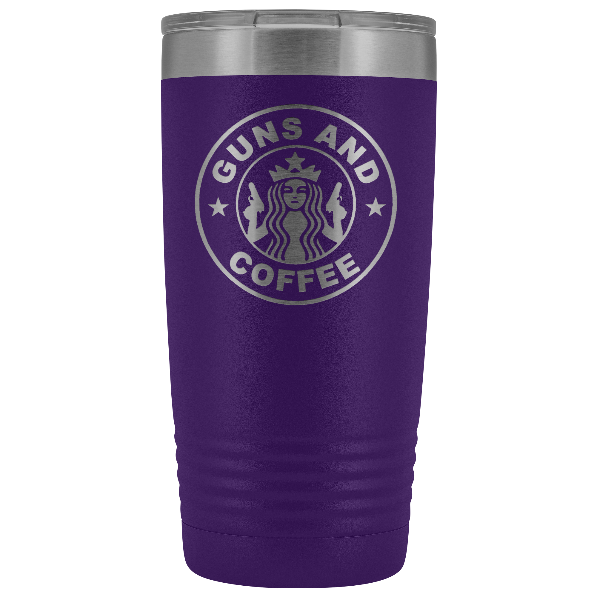 20 oz. Guns & Coffee Tumbler