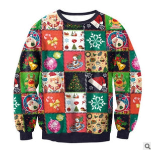 Ugly Holiday's Sweater's