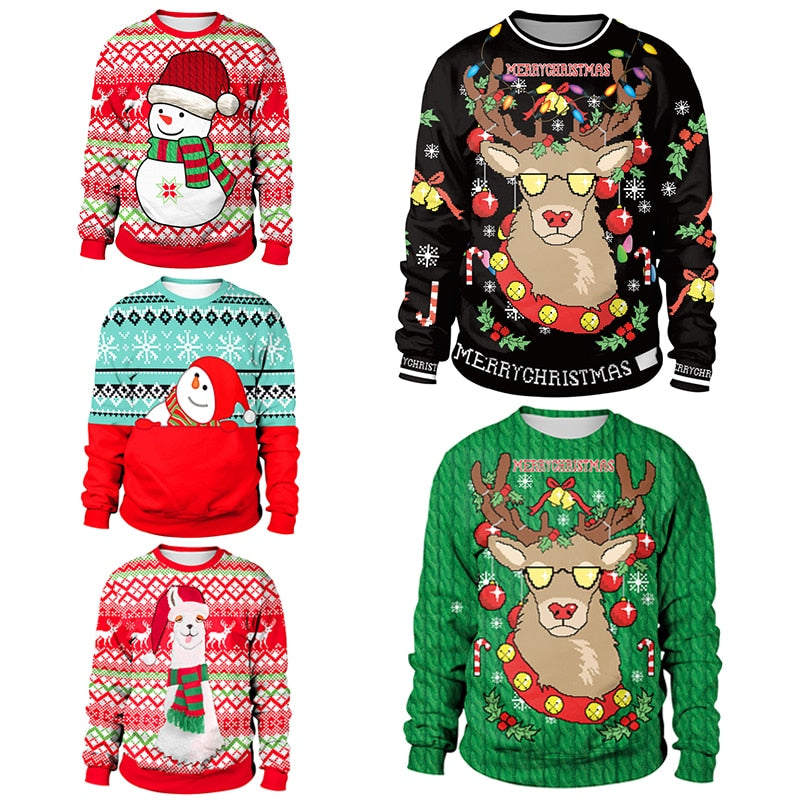 Ugly Christmas Sweater's