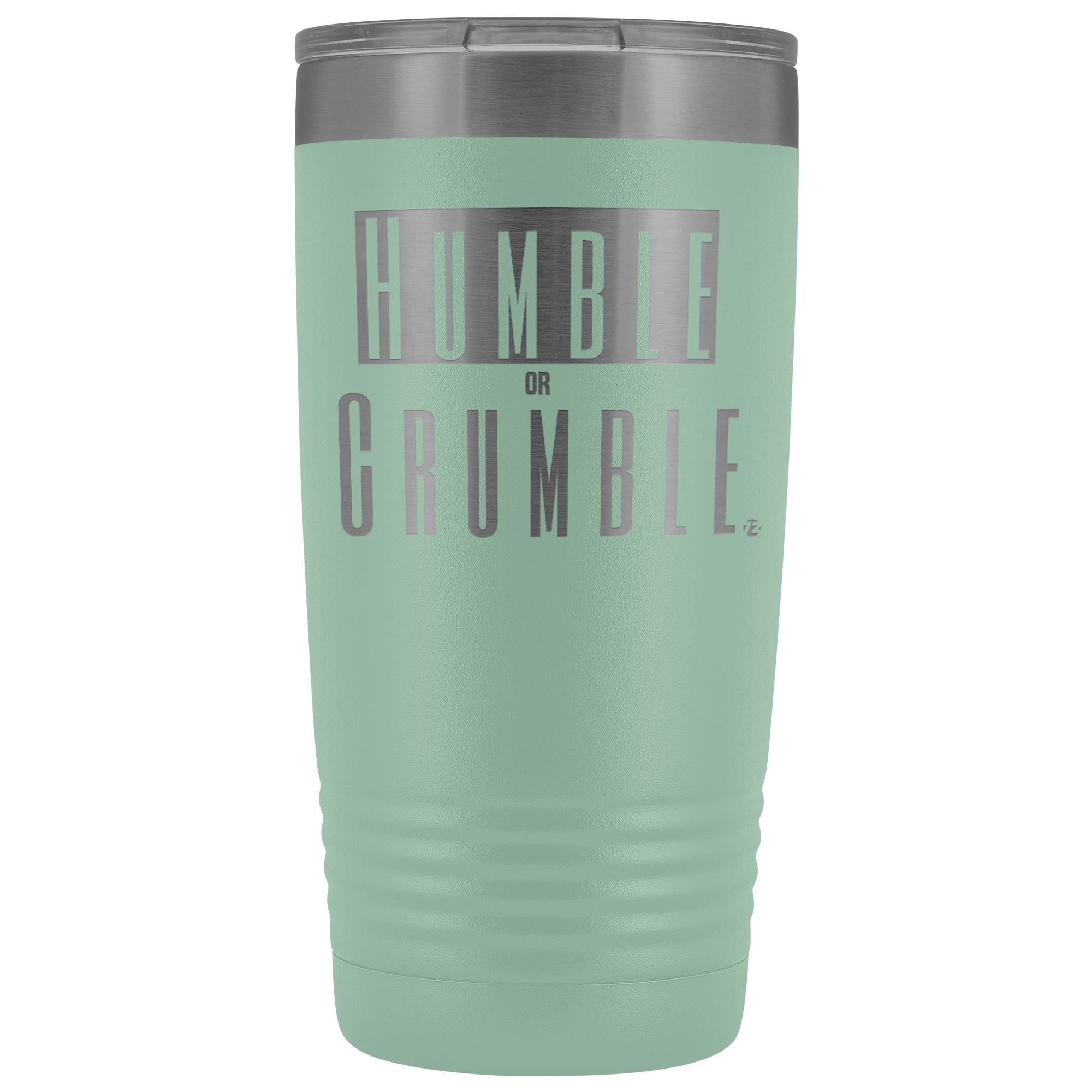 20 oz. Humble or Crumble Tumbler