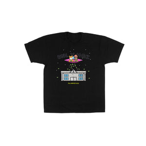 Abduction Tee (Black)