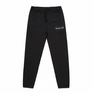 "RNL ""Rich and Lonely"" Sweatpant Black"