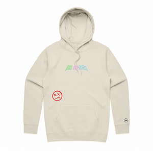 RNL Lonely Hoodie Creme