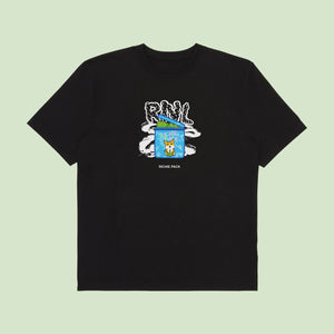 Richie Pack Tee (Black)