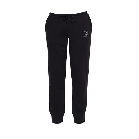 Richie Outline Joggers Black