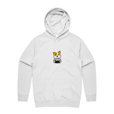 Formal Richie Hoodie (White)