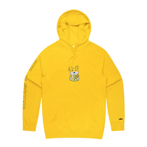 "RNL X Scump ""King Richie"" Hoodie (Champion Gold Edition)"