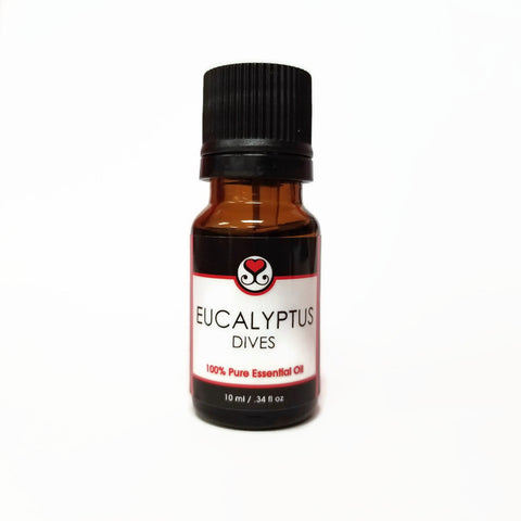 Eucalyptus (Dives) 100% Pure Essential Oil