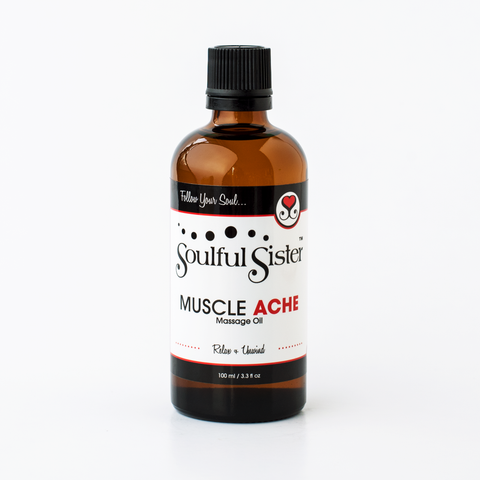 Muscle Ache Massage Oil