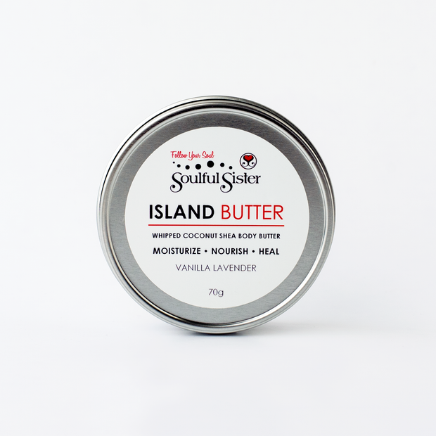Island Butter Whipped Coconut Shea Body Butter