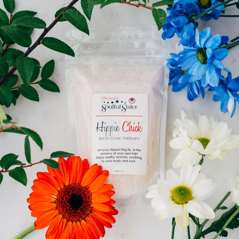 Hippie Chick Mineral Bath Soak