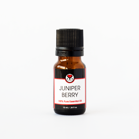 Juniper Berry Pure Essential Oil