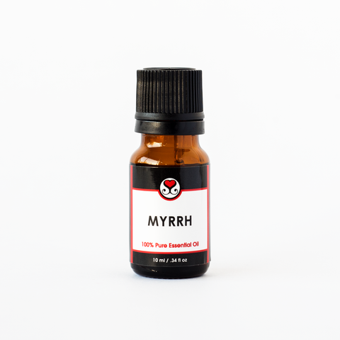 Myrrh Pure Essential Oil