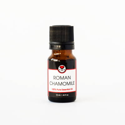 Roman Chamomile Pure Essential Oil 10ml