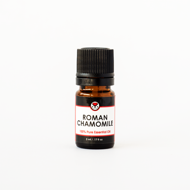 Roman Chamomile Pure Essential Oil 5ml