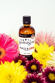 Peace & Love Massage Oil