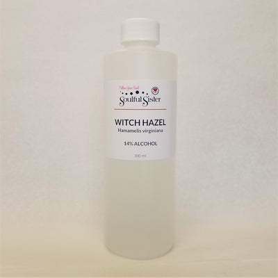Witch Hazel (14% Alcohol)