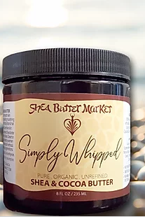 Whipped Shea & Cocoa Butter