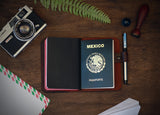 Passport Book Wallet