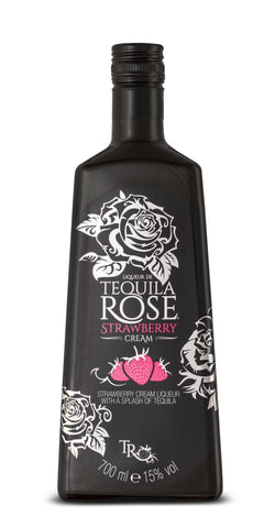 Tequila Rose Strawberry Liqueur 15.0% 70cl