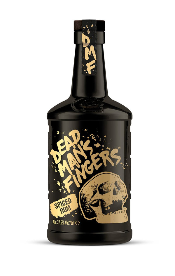 Dead Man's Fingers Spiced Rum 37.5% 70cl