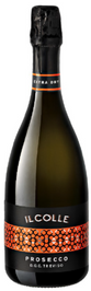 Il Colle Texture, Extra Dry Prosecco DOC, 11%, 20cl Miniature