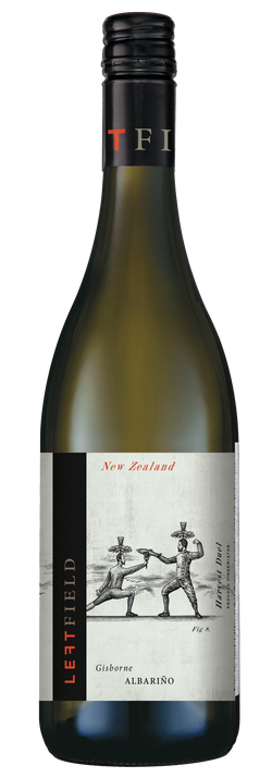 Left Field Albarino, Hawkes Bay, New Zealand 2019 13% 75cl