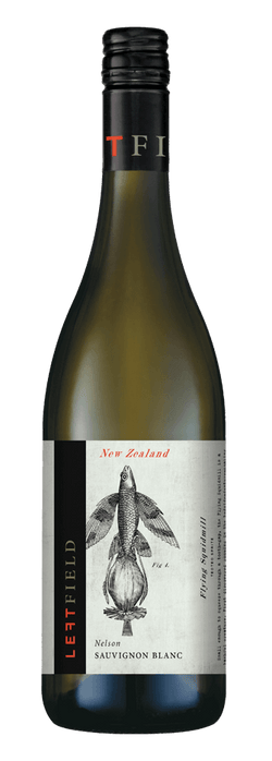 Left Field, Sauvignon Blanc, Nelson, New Zealand 2018