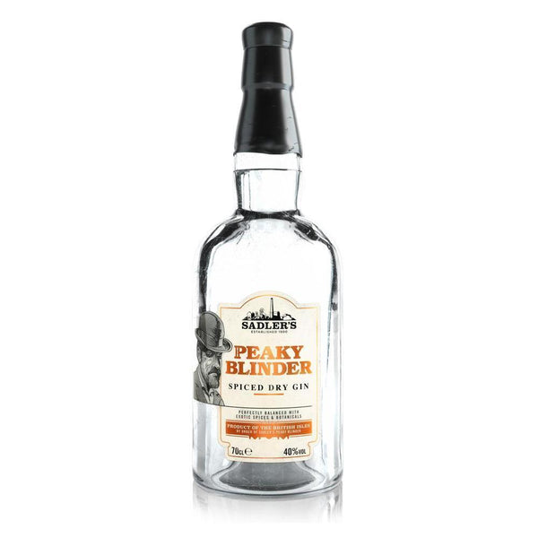 Peaky Blinder Spiced Gin 40% 70cl - Fine Wine Store