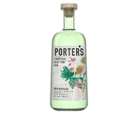 Porter's Tropical Old Tom Gin 40% 70cl