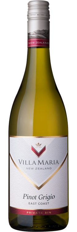 Villa Maria, Private Bin Pinot Grigio, East Coast, New Zealand 2019