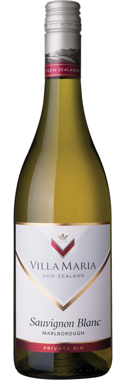 Villa Maria, Private Bin Sauvignon Blanc, Marlborough, New Zealand 2019