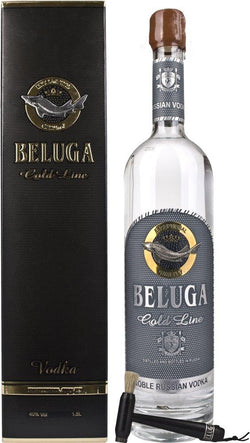 Beluga Gold Line Vodka Magnum 40% 150cl