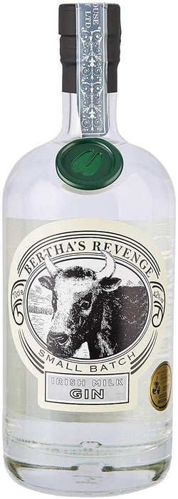 Bertha's Revenge Irish Milk Gin 42% 70cl
