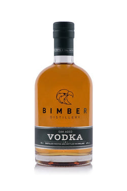 Bimber Distillery Oak Aged Vodka 42% 70cl